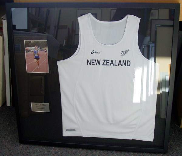 Sports Memorabilia - FramesNZ - Framing and artwork and mirror ...